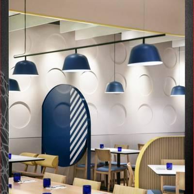 快餐店装修,设计,效果图,沈阳连锁餐饮店装修设计公司