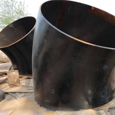 南乐外pe内ep防腐 压坯A105对焊弯头820x8自来水输送tpep防腐3倍Q345E钢板对焊弯头