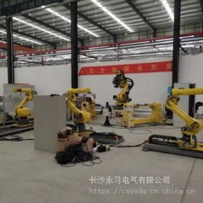 工业机器人成套安装