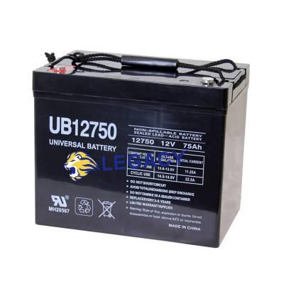 美国UNIVERSAL蓄电池 UB1240 12V4AH 使用说明