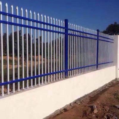 怀化锌钢围墙护栏辛钢护栏加工定制