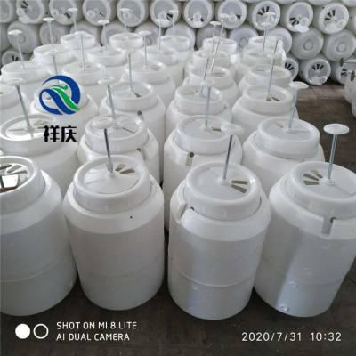 脚踏冲水桶 高压冲水桶 吹塑化粪池冲水桶 河北祥庆
