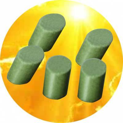 ***批发定做高铝瓷研磨石,定做绿高铝瓷磨料,抛光石,圆球高铝瓷磨料