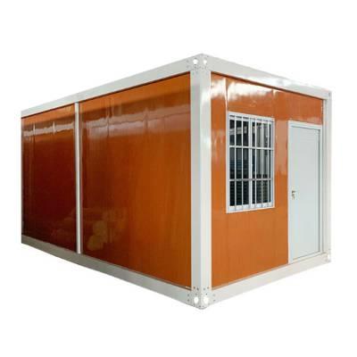 集装箱价格 活动板房图片 中灿临时房子 豪华版集装箱价格