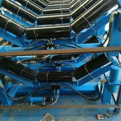 皮带自动纠偏装置 全自动液压纠偏器B=650