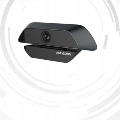 DS-U12i 海康威视200万USB直播摄像机 内置麦克风 拾音清晰 免驱动