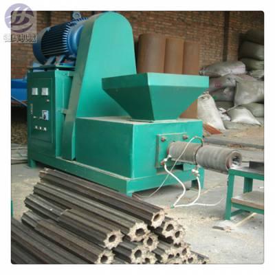 德辉日产一吨竹粉木炭机 小型甘蔗渣木炭机 运转平稳噪音小