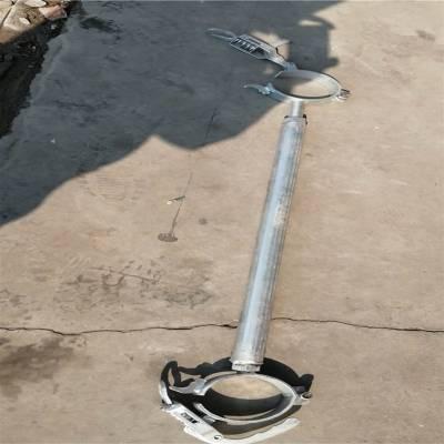 陕西 125mm单体防倒装置 单体支柱硬连接装置 一手货源