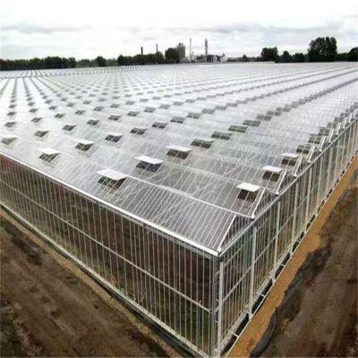 纹洛式阳光板温室 河南平顶山种植蔬果大棚搭建 pc板温室售价
