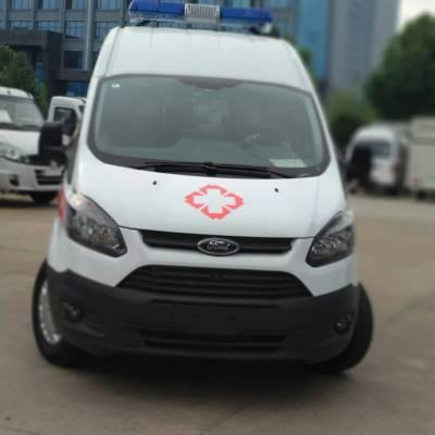 福特V362中軸救護車 救護車廠家
