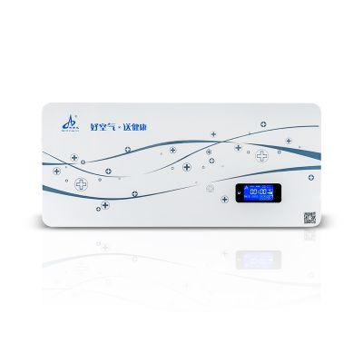 LAD/CJB-Y800型空气净化消毒机等离子挂式光催化净化器节约空间消毒器利安达