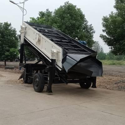 30振动筛沙机一体机 全自动震动筛砂机 河沙山石分离设备厂家