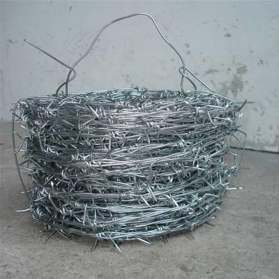 1.2刺绳价格多少 刺丝网生产 ***刺丝网价格