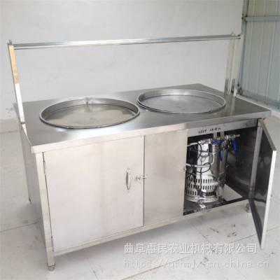 惠民 蒸汽加热豆皮机 曲阜油皮机 创业小型腐竹设备