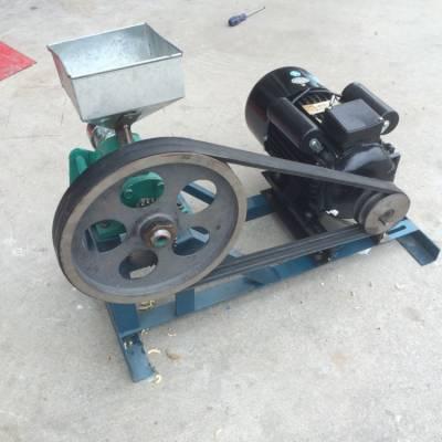 玉米爆米花膨化机 山东柴油膨化机 小型电动膨化机
