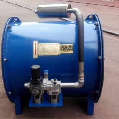 矿用防爆气动通风机FQ№3.55产品特点及用途