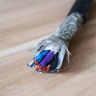 易初供应镀锡铜屏蔽对绞120欧姆RS485通讯线