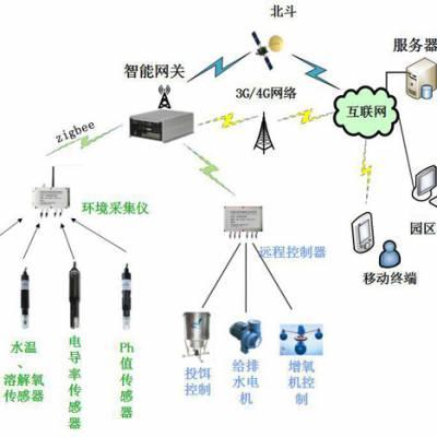 水产农业物联网厂家-水产农业物联网-兵峰畜牧养殖技术(查看)