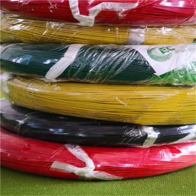 易初供应AF200 1.0MM2 镀锡导体氟塑料绝缘安装线