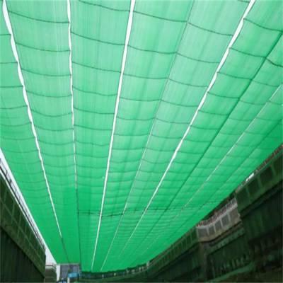 凝川 建筑工地 防尘天幕网 厂家设备安装