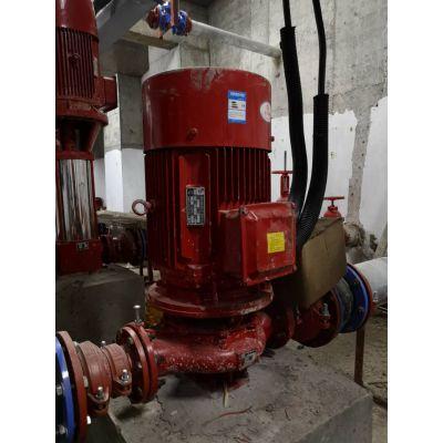消防泵消防水泵XBD10.4/40-L喷淋泵厂家,消防增压水泵XBD10.2/40-L室内消火栓泵