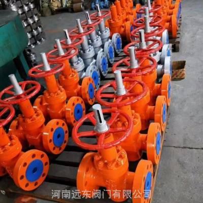 临汾霍州市 电站平板闸阀ZF43Y 价格