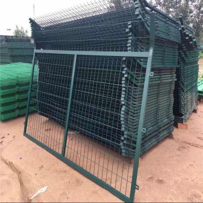 哈尔滨护栏网厂家 江门护栏网 隔离铁丝网厂
