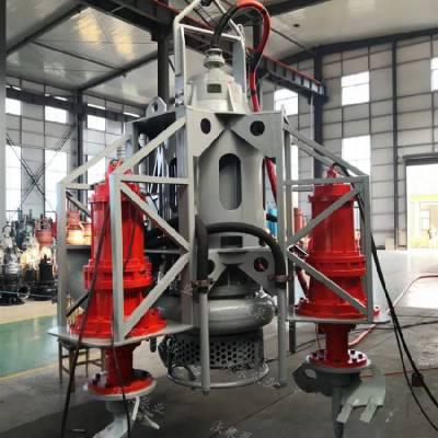 搅吸式吸沙泵 电动排沙泵 大流量抽沙泵 新工艺研发打造细节精细