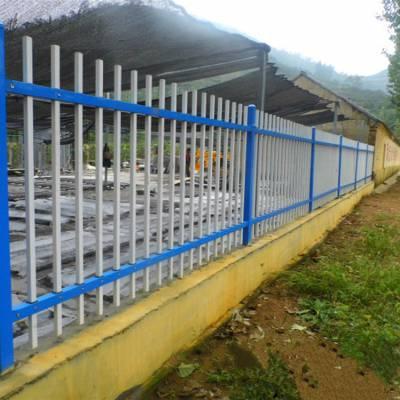 南平小区护栏PVC围栏加工定制