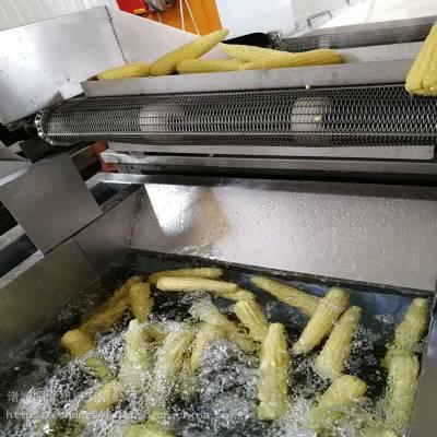 玉米加工设备 玉米深加工流水线 速冻玉米加工设备