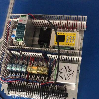 智能分类垃圾箱感应开门控制系统 定制垃圾分类核心系统
