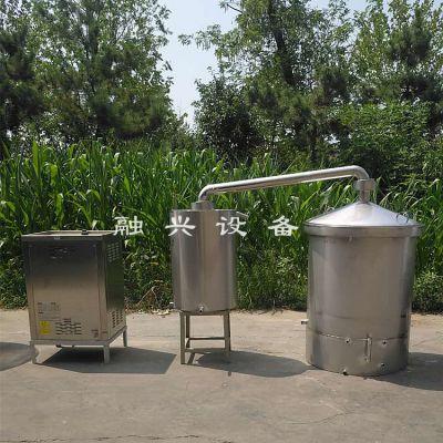 500斤粮食酿酒设备 过滤型酿酒设备 家庭烧酒设备批发