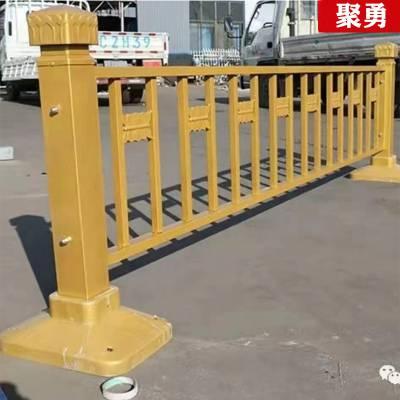 河北聚勇金属 道路隔离护栏 西安道路护栏网 市政工程栅栏