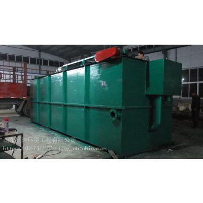 钻井 油田污水处理设备 地埋式一体化污水处理设备
