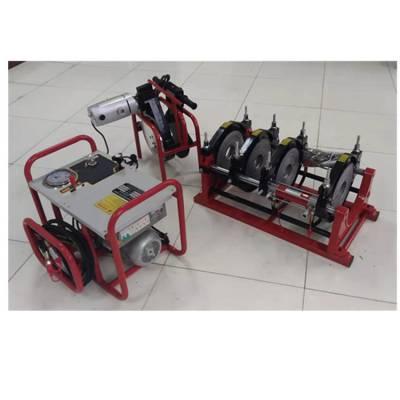 创铭 200pe管对接机 pe电熔焊机 630pe给水管热熔机