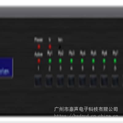 广州惠声电子 会议室中控设备 中控主机 会议系统 中控主机厂家云南办