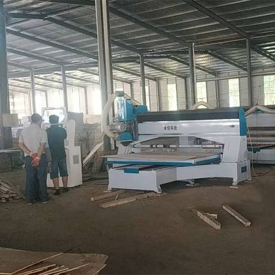 板材数控开板锯 电子开料锯 全自动往复式开板锯 价格