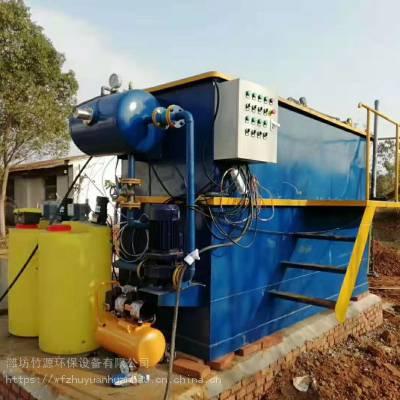 达州市大竹县养猪场粪水环保无臭处理设备-竹源