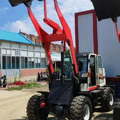 鲁工936装载机 四驱装载机 农用工程装载机 家用小铲车 型号齐全