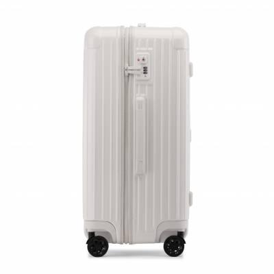 厂家直销 全铝合金拉杆箱24寸 铝箱旅行箱 行李箱铝框 万向轮定制