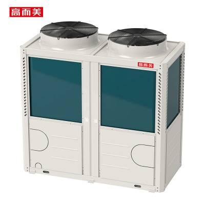 大型水循环空气能热泵生产厂家 家用空气源热水工程