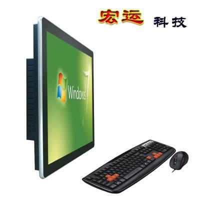 壁挂触摸一体机10.1寸12.1寸15.6寸18.5寸21.5寸广告机工业触摸显示器