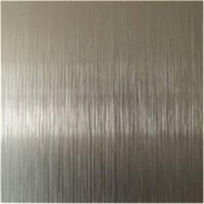 6060拉丝铝板 彩色氧化拉丝铝板装饰专用材料