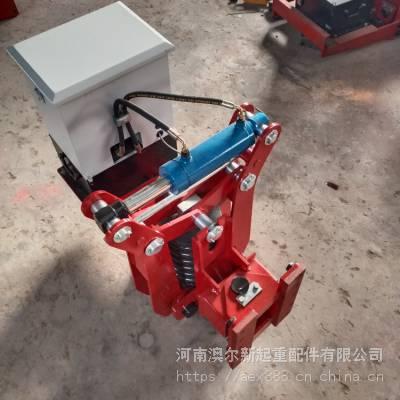 起重自动夹轨器 液压夹轨器厂家 电动弹簧液压夹轨器
