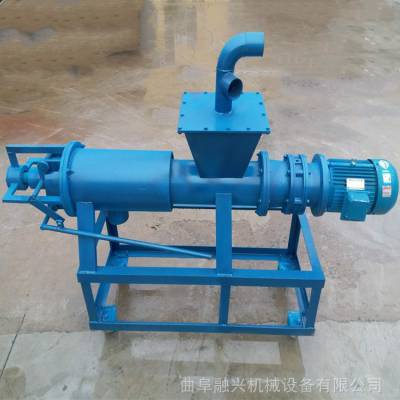 ***养殖干湿固液分离机 不锈钢干湿分离机价格 养殖场用脱水机