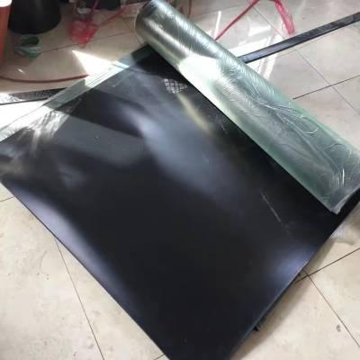 高压绝缘胶垫配电室绝缘胶板黑色橡胶垫绝缘地胶胶皮地垫减震
