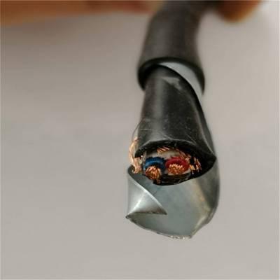 易初国标环保 RS485-22 1*2*0.75mm2 铠装双绞屏蔽通讯电缆