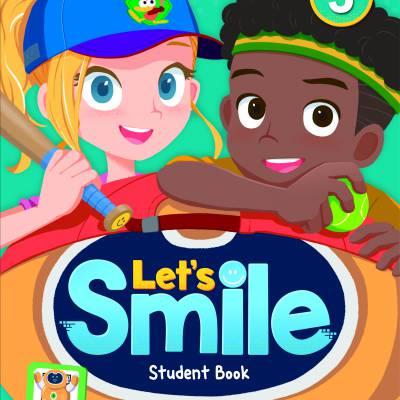 Let s Smile教材5级别学生书、目录、教学大纲内页展示