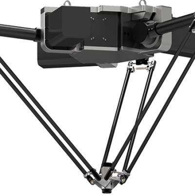 潍坊大世并联机器人高速稳定适用于包装分拣等环节