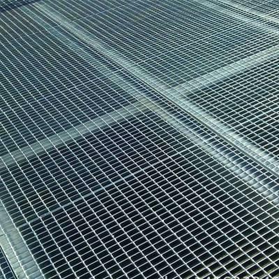 镀锌钢格栅厂家 插接钢格板网 格板防滑踏步不锈钢钢格栅钢格板